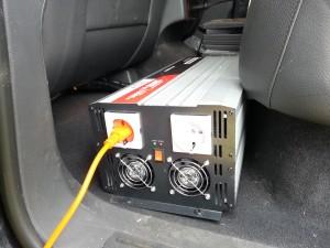 преобразователь автомобильный, с12на220