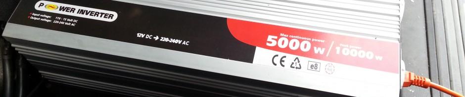 Электрический генератор в загородном доме: каприз или необходимость