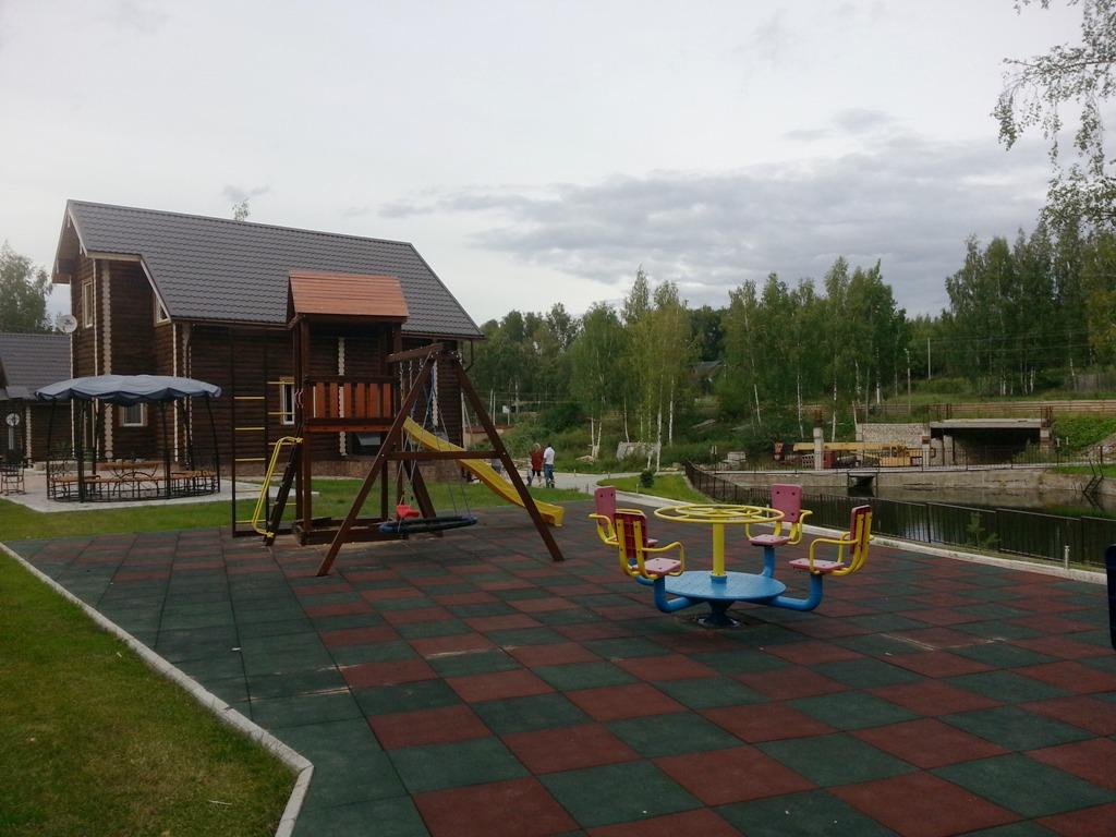 Детская площадка в отеле МИЛЕНИУМ