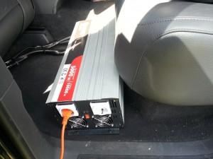 преобразователь автомобильный на 220 вольт