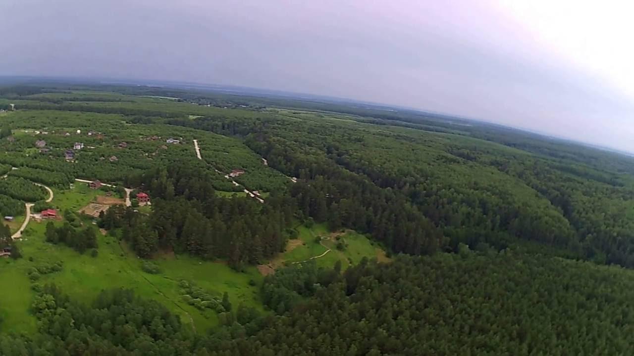 Заокские пейзажи